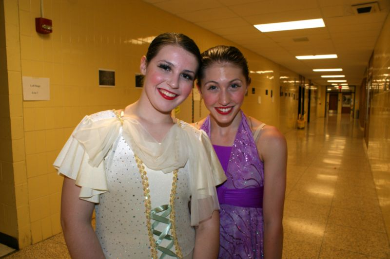 2012 Dance Recital - Behind The Curtain 2